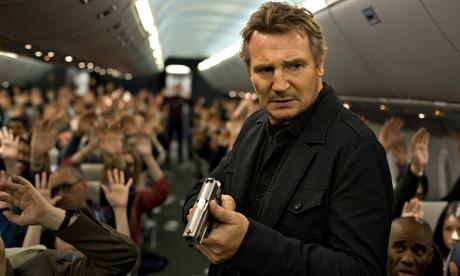 Non-Stop, Liam Neeson