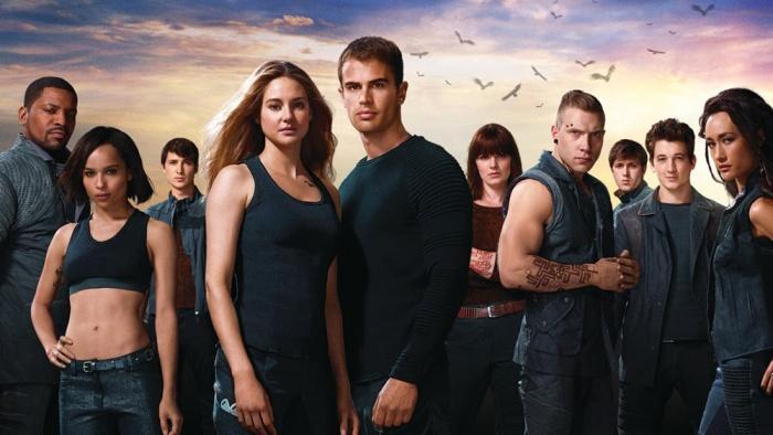 Divergent_Cast